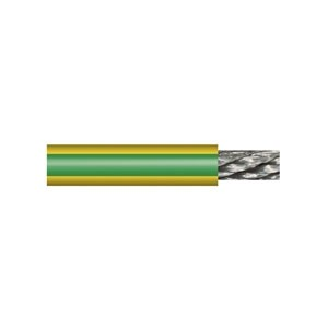 Conductor cable isolated, extra-fine wired